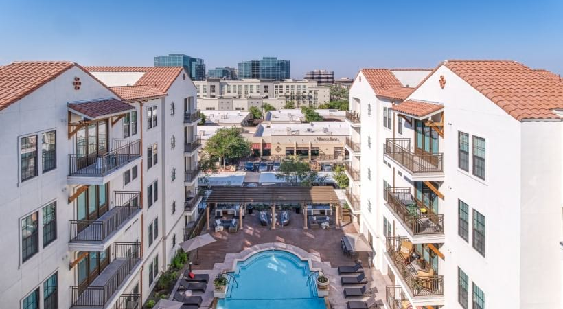 Our Phoenix apartments with views