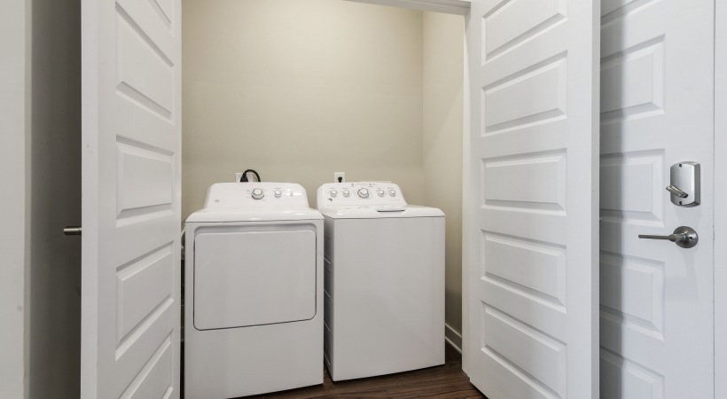 Durham apartments with washer and dryer in unit