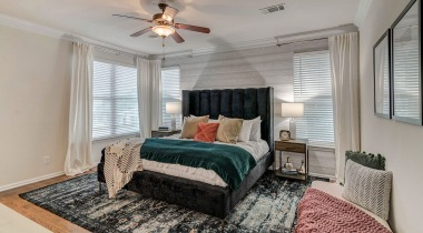 Living Room and Bedroom Ceiling Fans