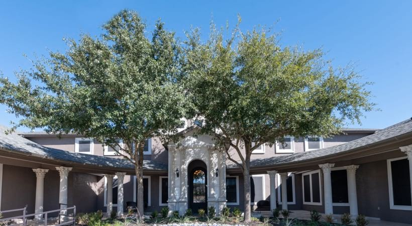 Cortland Estates at TPC Leasing Office in Cibolo Canyons