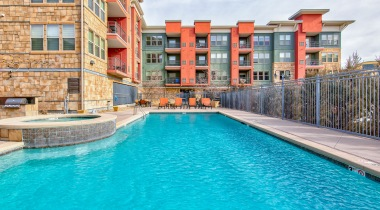 Heated, Resort-Style Pool