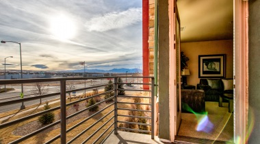Private Balconies with Scenic Mountain Views*