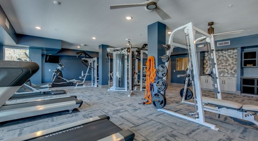 Apartments with Gym at Cortland Grand River