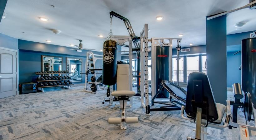Fitness Center at Cortland Grand River