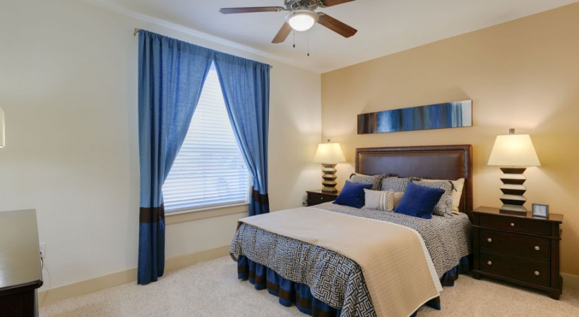 Spacious Bedrooms at Our Cortland Apartments