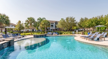 Resort-Style Pool with Sun Deck in League City