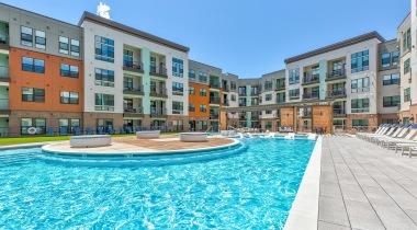 Resort-Style, Saltwater Pool