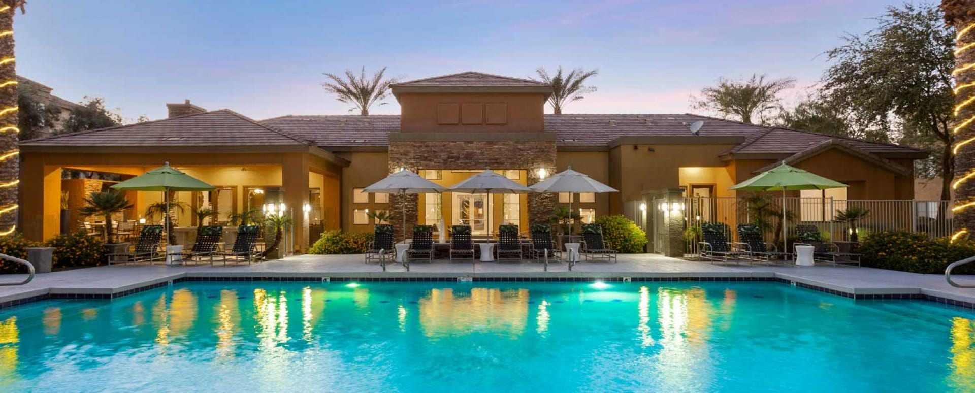 Two Resort-Style Pools with Heated Spa at Cortland South Mountain