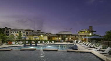 Resort-Style Amenities in San Antonio, TX