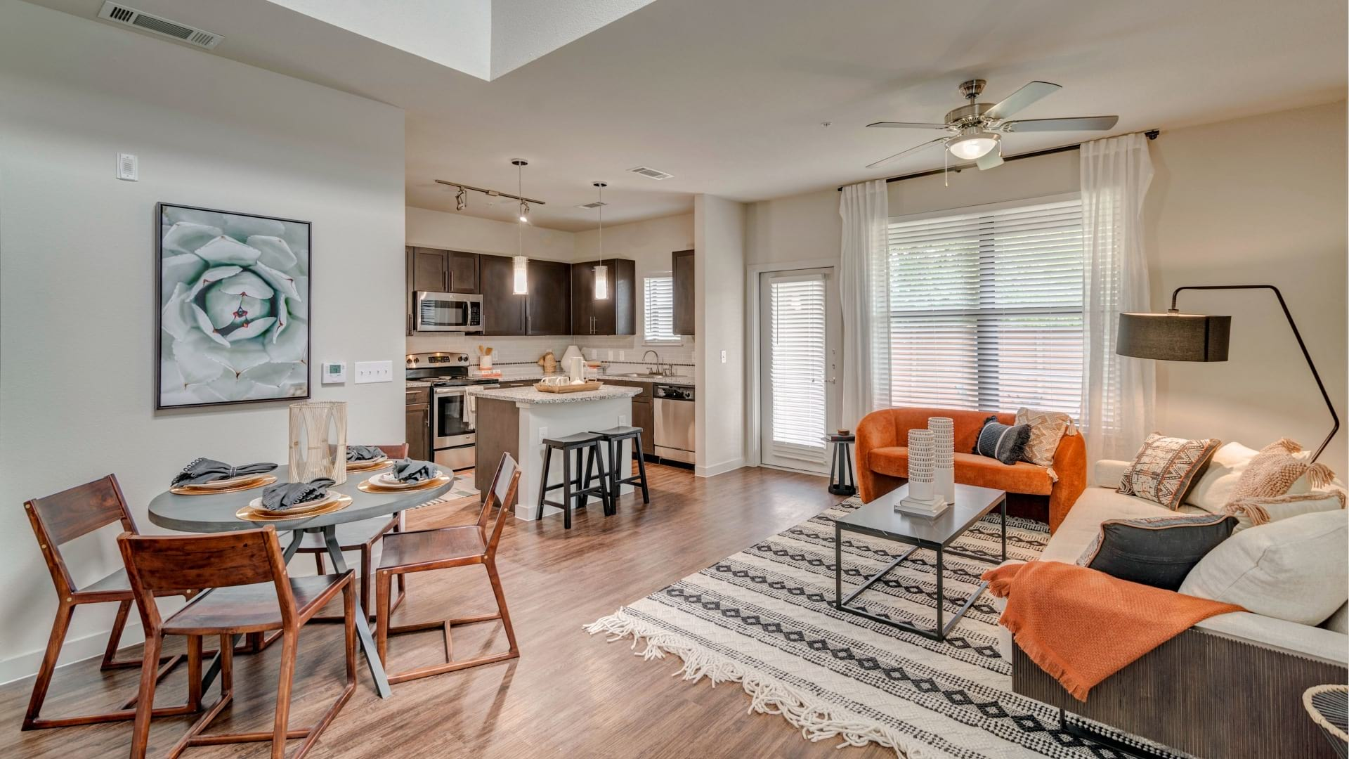Spacious kitchens at apartments in San Antonio, TX