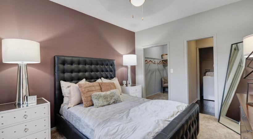 Cortland at RTP Spacious Bedrooms