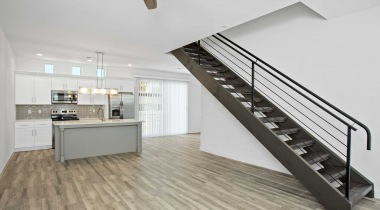 Wood-Style Flooring at Cortland Biltmore Place Apartments