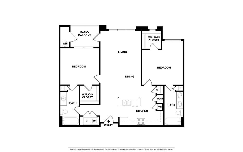 B3 Layout | Biltmore Place