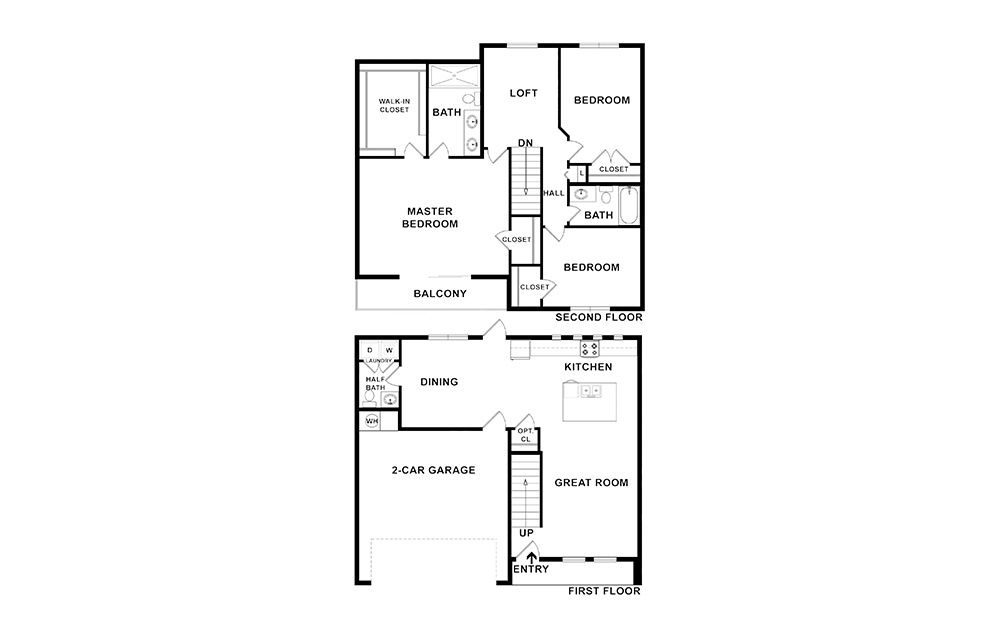 C3 Layout   Cortland Biltmore Place
