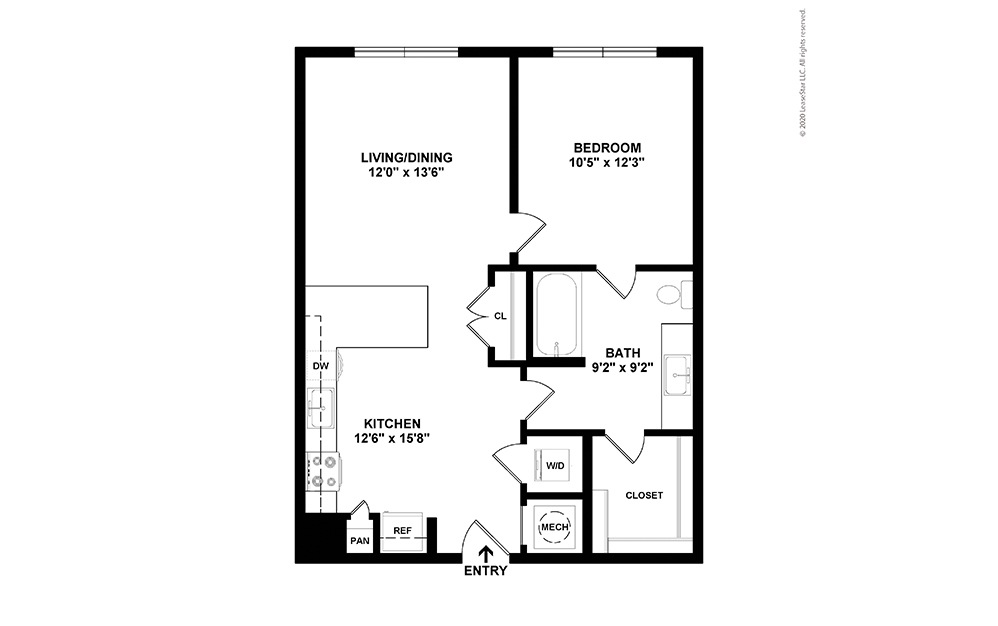 Ellis Floor Plan
