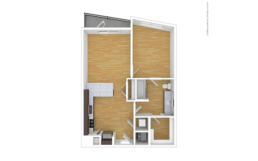 Unfurnished Germuth Floor Plan