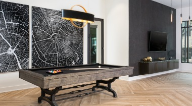 Apartments for rent with Pool Table