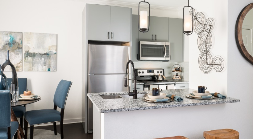 Apartments with Granite Countertops