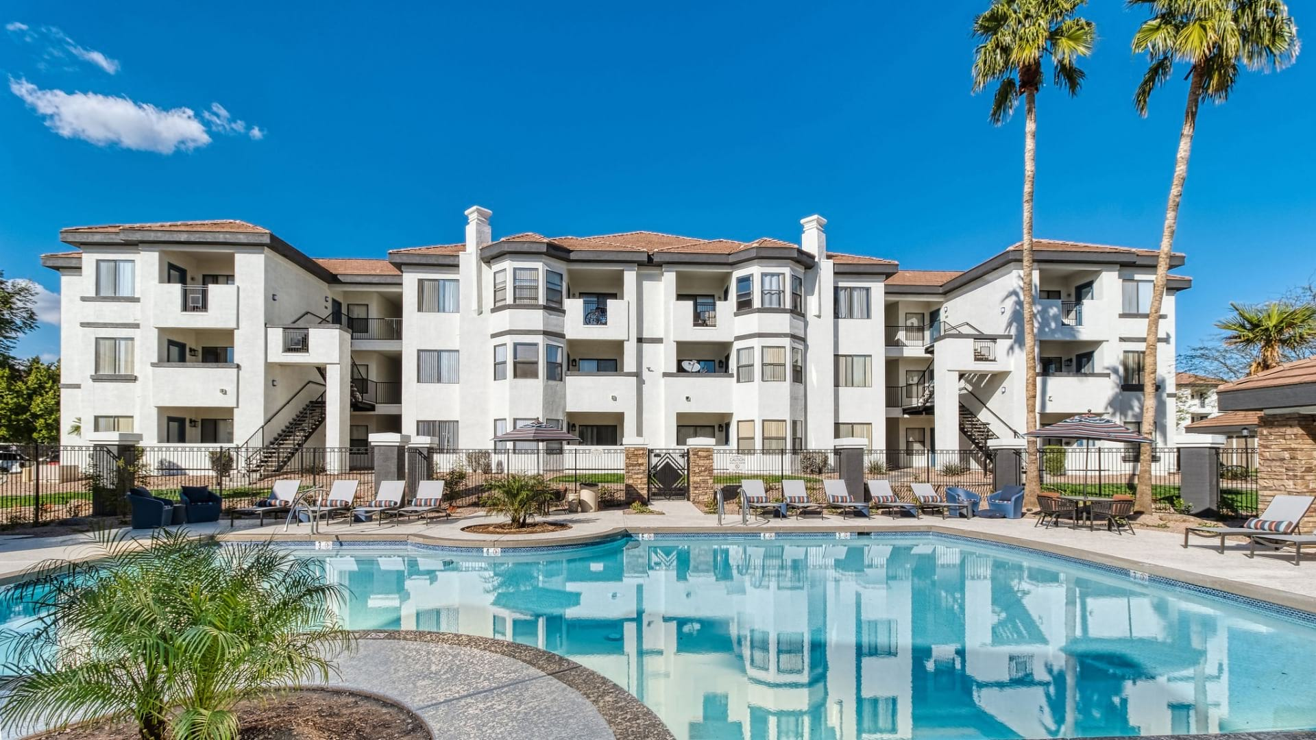 Cortland Red Mountain apartments near Papago Park