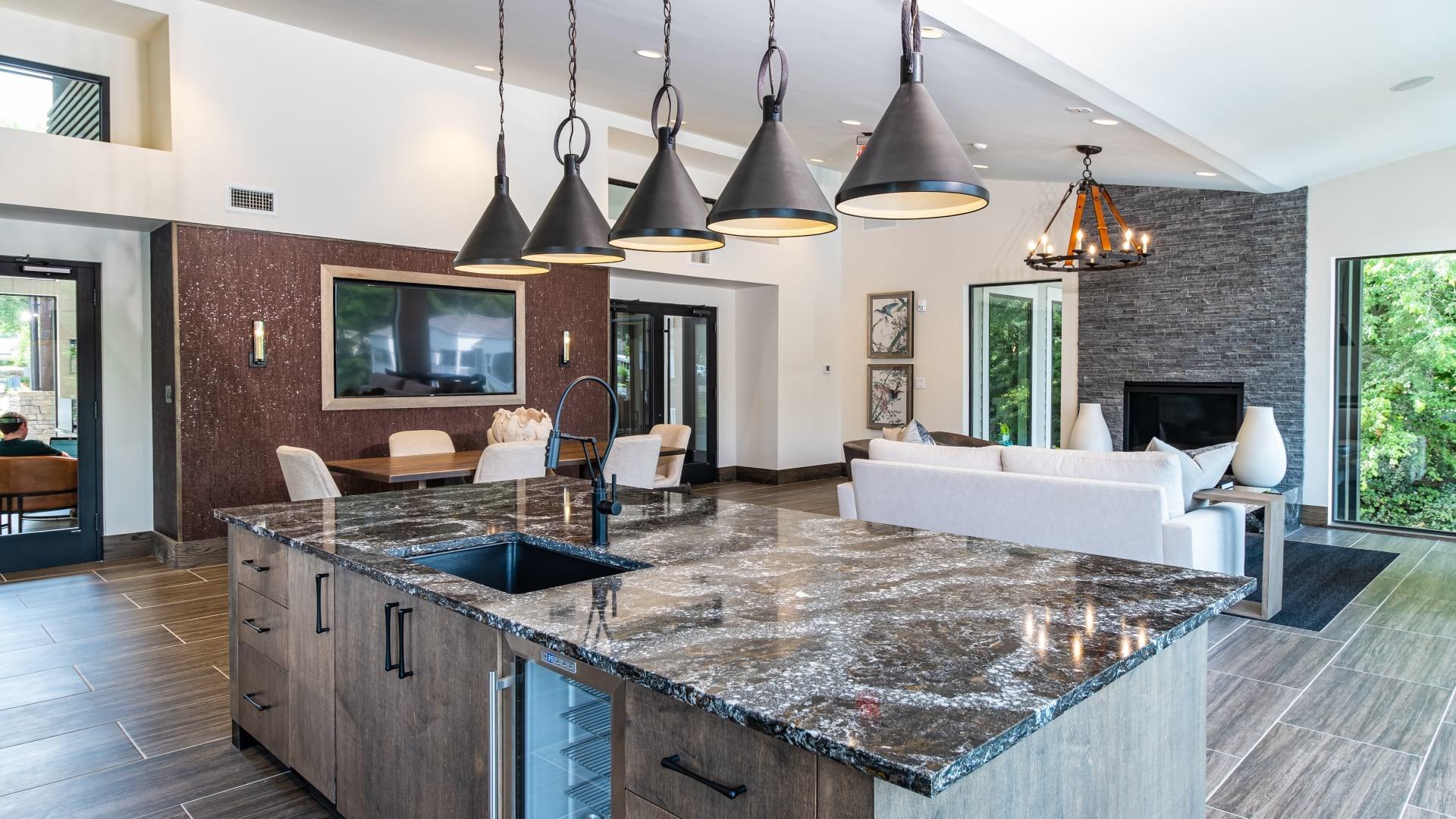 Brand New Resident Lounge