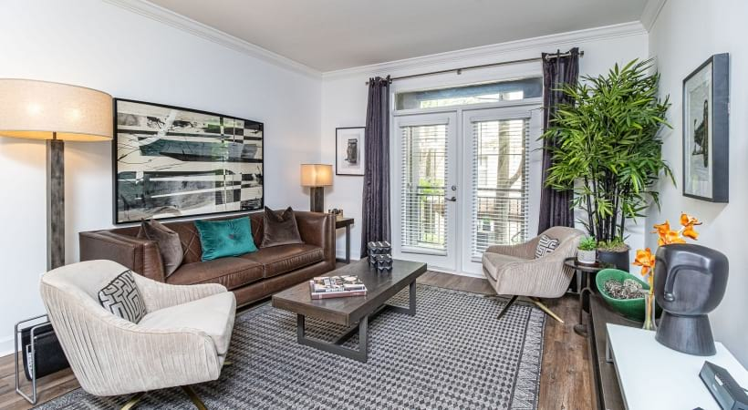 Large Modern Living Rooms | Oleander