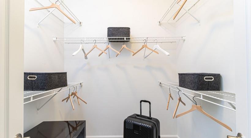 Large Closets | Oleander West