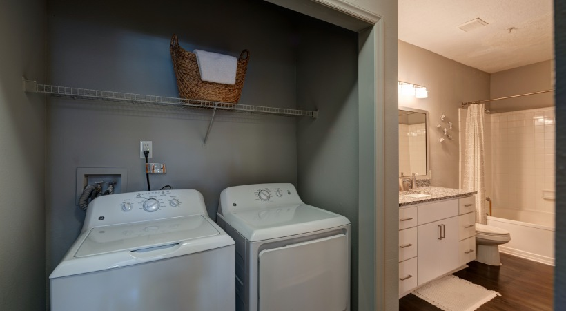 In-Home, Washer and Dryer Sets