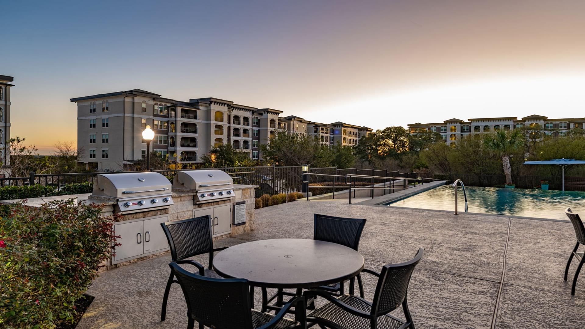 San Antonio apartments with a Pool