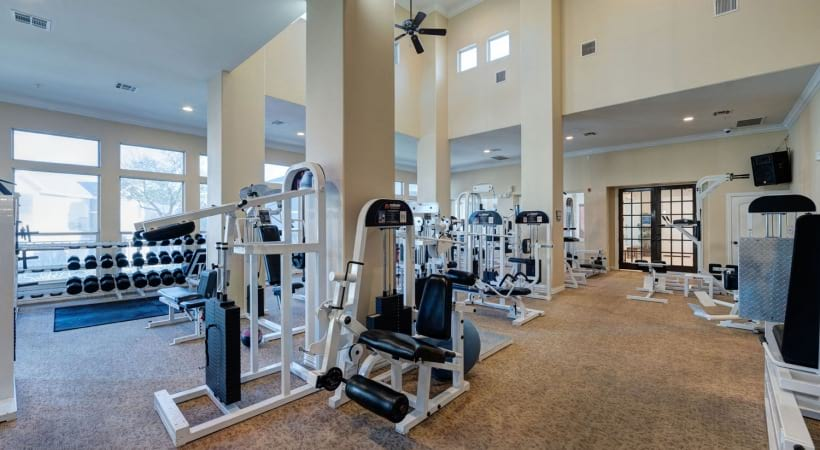 Apartments for Rent in San Antonio with a Gym