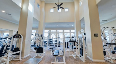 Apartments in San Antonio with a gym