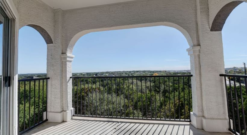 Beautiful View of Cibolo Canyons