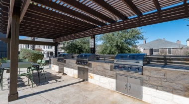 Cortland Estates at TPC Outdoor Amenities in Cibolo Canyons