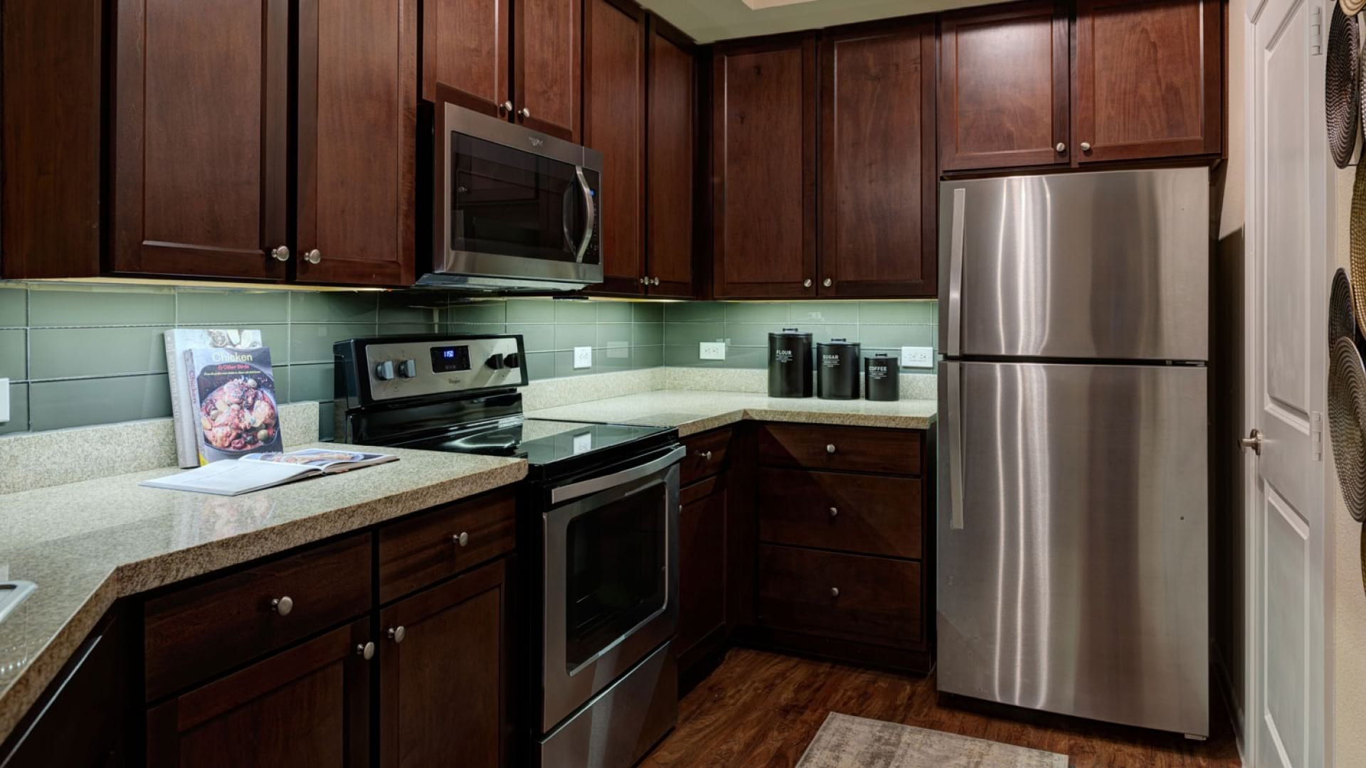 1, 2, and 3 Bedroom Apartments for rent in San Antonio