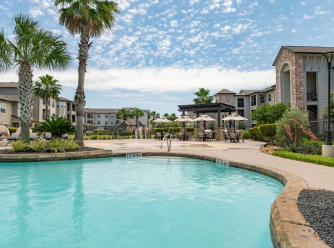 Resort-Style Amenities in Houston
