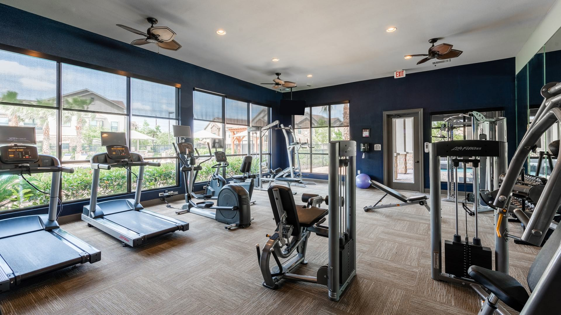 Apartments For Rent with Gym