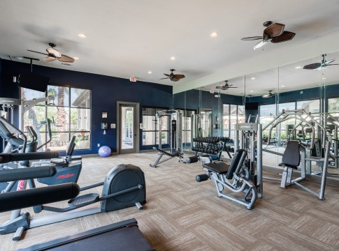 Apartments in Sugar Land With Gyms