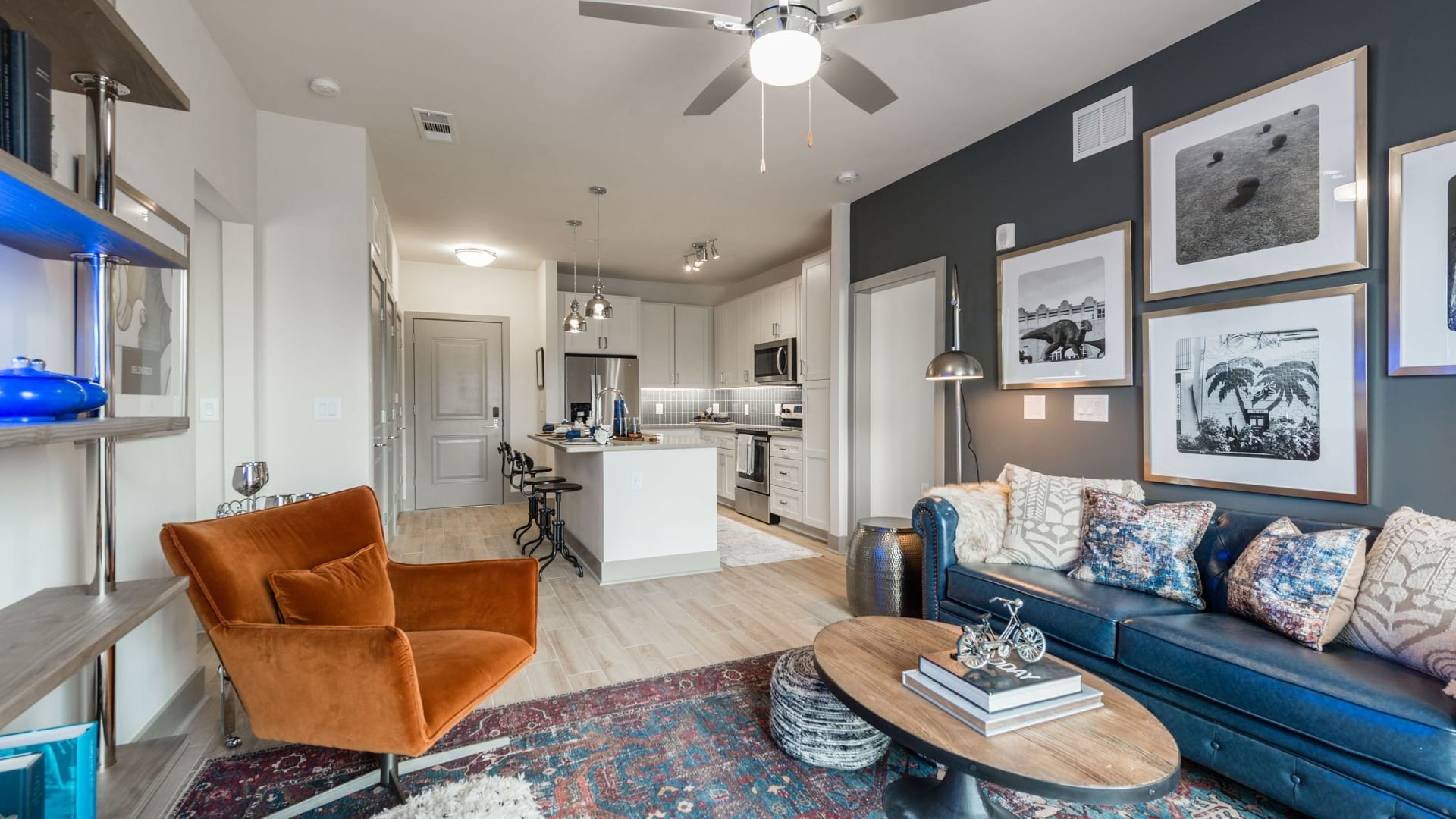 Above and Beyond Apartment Living