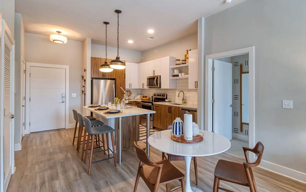 Meadowsweets Floorplan Kitchen