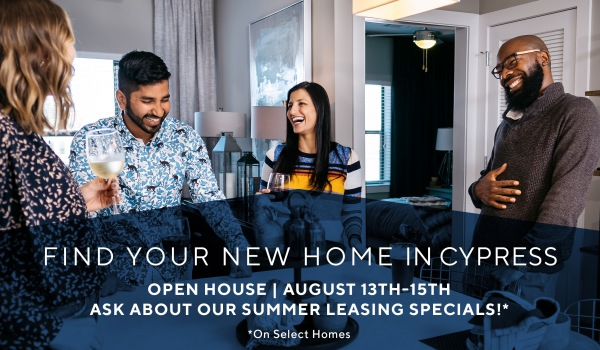 Open House Summer Savings: Special pricing & $29 app/admin