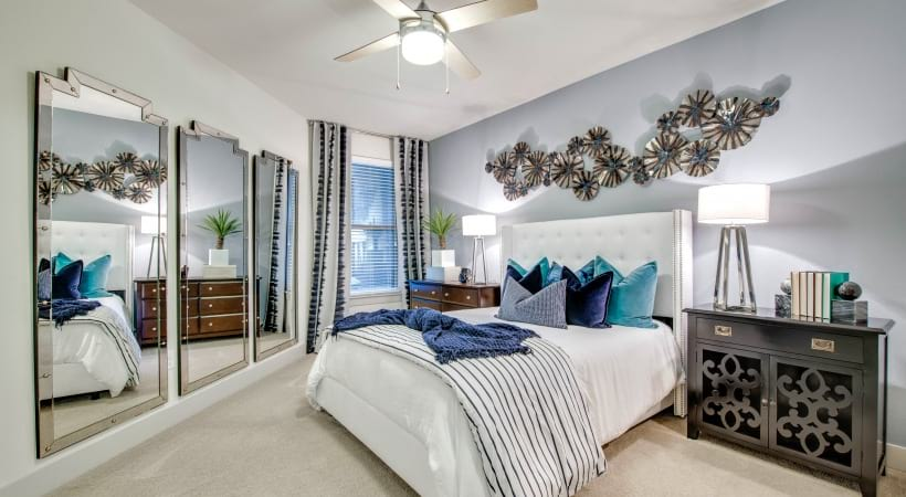 Luxurious 1 and 2 bedroom apartments for rent in Downtown Dallas