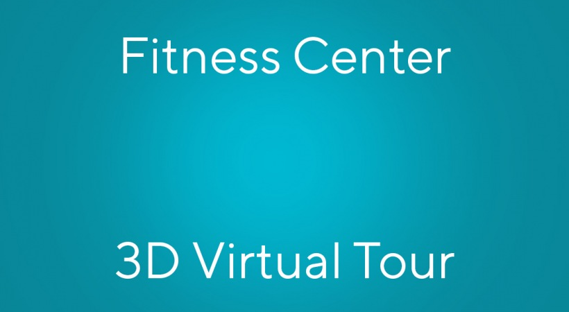 A 3d apartment tour of our apartment fitness center and its modern equipments