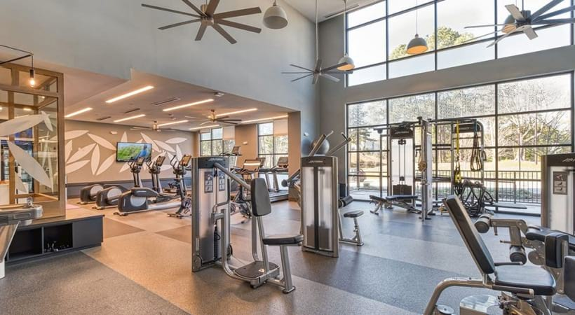 Brookhaven Apartment 24/7 Fitness Center