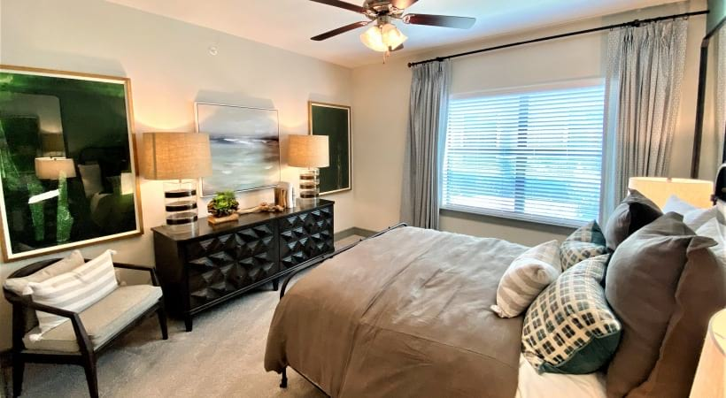 Spacious one bedroom apartments in Spring, TX