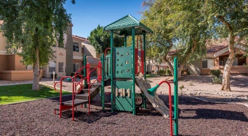 Playground at Our Apartments Near Desert Ridge Mall