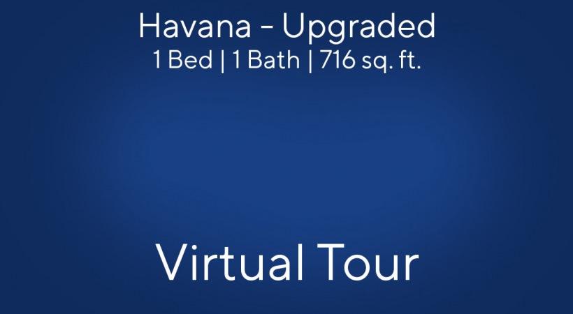 Virtual Tour of our Havana - Upgraded Floor Plan