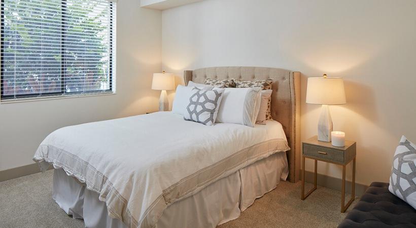 Spacious Bedrooms | Deerfield Station