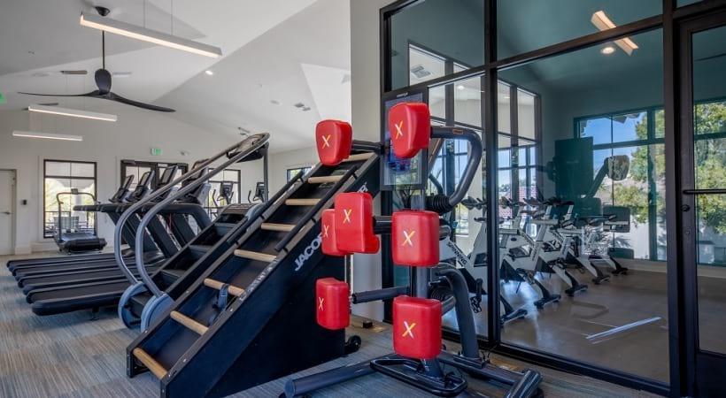 2-Story Fitness Center