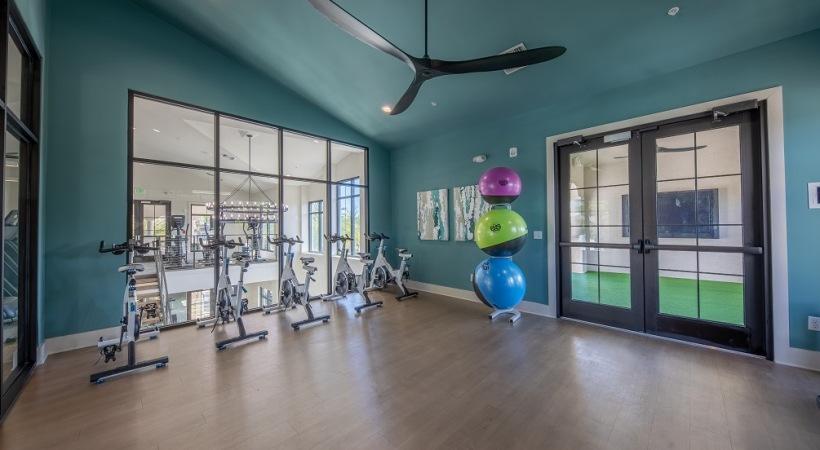 Cortland Bayport Yoga and Spin Room