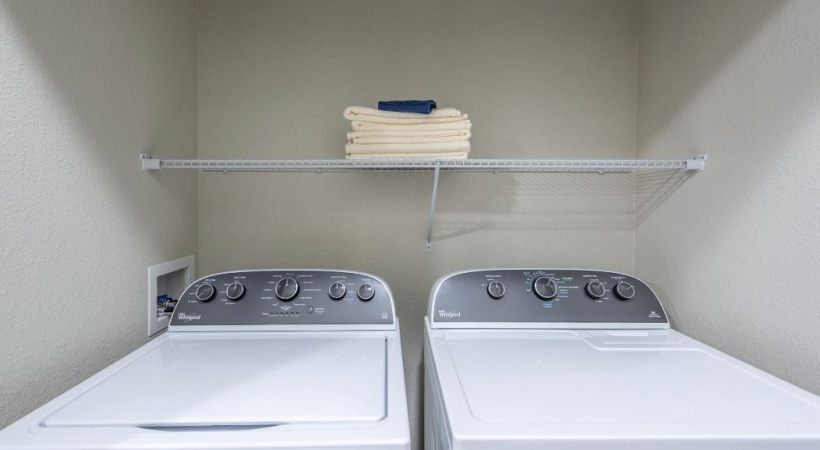 Apartments with washer and dryer in unit