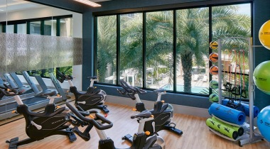 Spin and Yoga Room | Deerfield Station